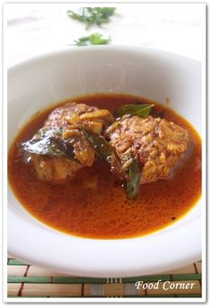 Sri Lankan Fish CurrySri Lanka is an Island surrounded by sea. Therefore, we receive fresh seafood daily.