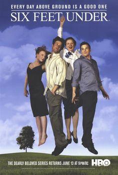 Six Feet Under 27x40 TV Poster (2001)