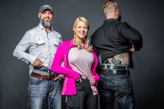 Dene Adams finally has a holster line for men. Introducing the Phantom Collection. His: Phantom 360 & Phantom Hers: Phantom CC Leggings Concealed Carry Women, Concealed Carry Holsters, Freedom Of Movement, Carry On, Corset, Shopping, Collection, Fashion, Moda