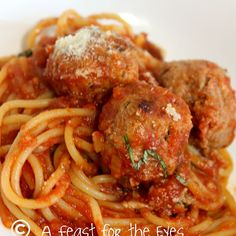 Meatballs and Marinara (Pressure Cooker Style)