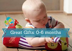 Great Christmas gifts for babies: 0-6 months | BabyCentre Blog