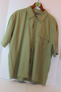 Prana Button Front Short Sleeve Shirt #Prana #ButtonFront