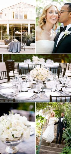 Pasadena Wedding by Events by Heather Ham + Picotte Weddings | Style Me Pretty