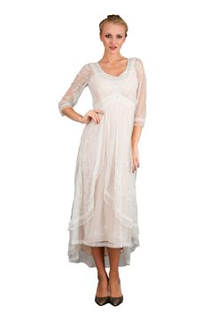 Romantic Vintage Style Wedding Dresses By Nataya