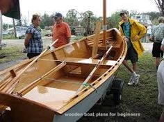 woodworking free plans: wood boat plans for beginners