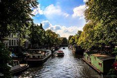 Canales de msterdam sintonzate con una ciudad hecha para el agua casas flotantes en los canales de msterdam malvernweather Gallery