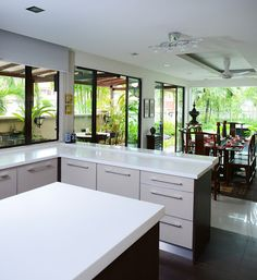 Meridian Interior Design, Malaysia - contemporary Asian kitchen ...