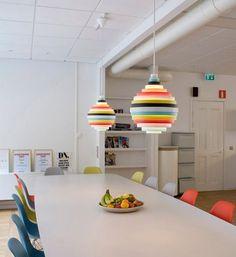 Colourful Interior.