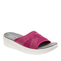 Easy Spirit Bay Sport Slide Sandals (FootSmart.com)