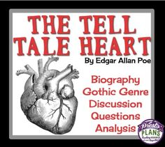 the black cat and the tell tale heart by edgar allan poe essay Essay editing services  jordan reid berkow ed poe's short stories the tell-tale heart summary and analysis  edgar allan poe's tales of terror as tragic .