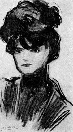 (1) Arte Moderna Picasso 1901