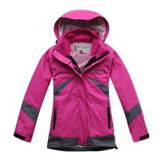 Women's Outdoors Twinset Winter Coat Ski Clothes, Winter Coats, Rain Jacket, Windbreaker, Outdoors, Hoodies, My Style, Nature, Sweaters