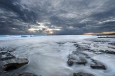 Water & storm. Formentera