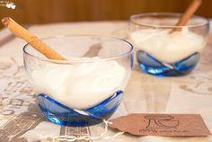 Cocinando con MJose: Mousse de yogur griego y queso