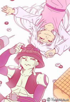 Meruem x Komugi (Hunter x Hunter) my heart. Fanarts Anime, Manga Anime, Anime Art, Hisoka, Killua, Hunter X Hunter Komugi, Strange Beasts, Hunter Anime, Awesome Anime