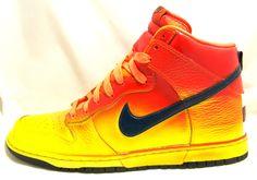 best website d75bd 00afe Nike Dunk High – FC Barcelona Custom. CDK Sneakers