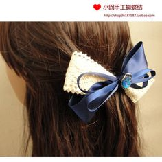 Bow Ribbons, Lace and Appliques - Moño cintas, encajes y apliques craft bow, ribbon