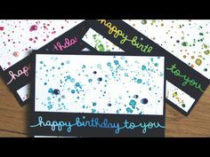 Check out http://lawnfawn.com to see our products, more ideas and inspiration! In this video Lawn Fawn friend Jenn shows us how to create ombre die cuts and ...