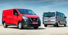Nissan NV300 Debuts In Hannover With New Badges, Lots Of Choices #New_Cars #Nissan