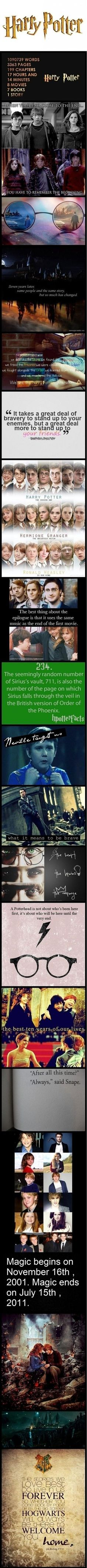 You're a liar if you say this didn't make you tear up a bit..I <3 Harry Potter!