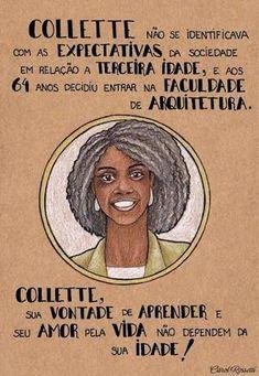 Vai lá Collette