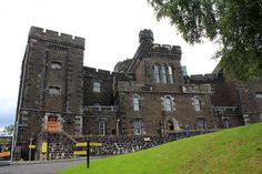 Scotland - Stirling, Old town, jail