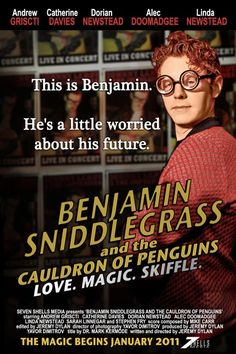 Benjamin Sniddlegrass and the Cauldron of Penguins 2011