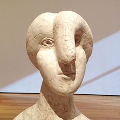 Pablo Picasso Bust of a Woman (Marie Therese) Pablo Picasso Sculptures, Cubist Sculpture, Sculpture Head, Soft Sculpture, Picasso Images, Picasso Art, Dali, Picasso Famous Paintings, Gagosian Gallery