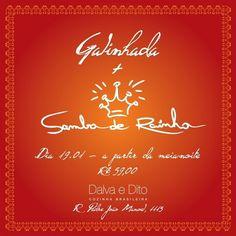 Samba de Rainha - Dalva e Dito 2