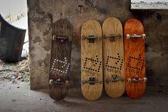 Restart skateboards