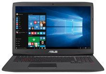 "Asus - ROG 17.3"" Laptop - Intel Core i7 - 16GB Memory - 1TB Hard Drive + 128GB Solid State Drive - Black"