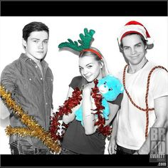 Days of Our Lives Teens@Christmas2015