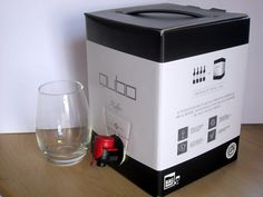 Qubo Bag In Box, compralo en Wine Up #Qubo  #WineUp #baginbox