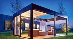 diseño de terrazas cerradas - Buscar con Google