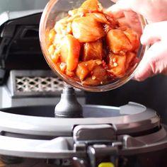 Half Syn Firecracker Chicken | Slimming World - Pinch Of Nom
