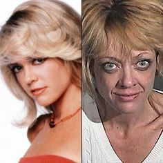 Lisa Robin Kelly who portrayed Eric Forman's wild and loose sister, Laurie, on That Show probably wishes she was back playing the bad older sister inst… 70 Show, That 70s Show, Lisa Robin Kelly, Eric Forman, Fall From Grace, Celebs, Celebrities, Then And Now, Current Events