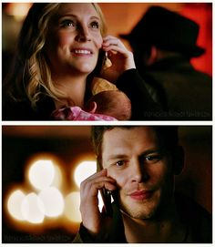 Klaroline is endgame