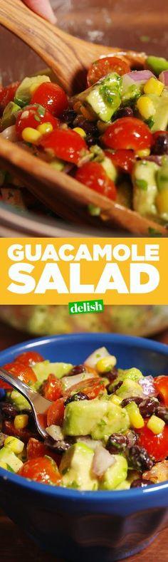 Guacamole Salad  - Delish.com