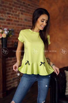 Dámska blúzka Lemonka v krásnej farbe, sedí na veľkosti S, M Peplum, Tops, Women, Fashion, Colors, Moda, Fashion Styles, Veil, Fashion Illustrations