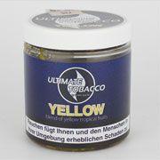 ULTIMATE TOBACCO YELLOW - blend of yellow tropical fruits Wasserpfeifen Tabak 150g Ultimate Tobacco bietet das ultimative Raucherlebnis!   Made in the EU