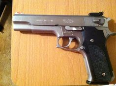 Smith & Wesson 645 .45 ACP | Guns I like | Pinterest | Smith wesson.  Used by Quentin Perrilloux
