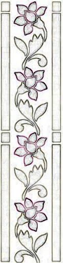 Scandistitches Hand Embroidery Patterns Iron On Transfers - Embroidery Design Guide Crewel Embroidery, Beaded Embroidery, Embroidery Patterns, Mosaic Patterns, Beading Patterns, Machine Quilting, Machine Embroidery, Stencil Designs, Fabric Painting