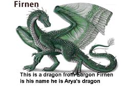 Firnen :) I was so not surprised when Ayra got a dragon-more like a dragon hatched for her :) Top Ten Books, My Books, Fantasy Creatures, Mythical Creatures, Eragon Saphira, Inheritance Cycle, Saga, Dragon Series, Dragon Pictures
