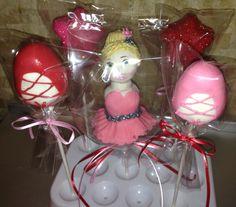 American Girl Themed Cake Pops www.FriscoCakePopShop.com www.facebook.com/FriscoCakePopShop