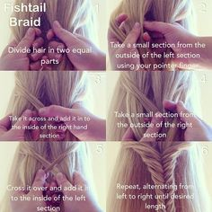how to do a fishtail braid by @abellasbraids