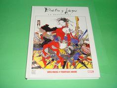 Libro con ilustraciones-comic ELEKTRA Y LOBEZNO- nuevo!