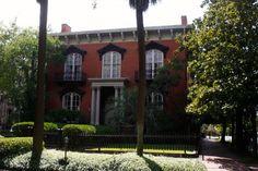 Mercer Williams House, Savannah, Ga