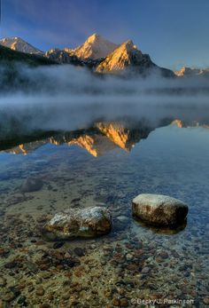 First Light - Stanley Lake, Idaho Nature Images, Nature Pictures, Stanley Idaho, Sawtooth Mountains, My Own Private Idaho, Sea To Shining Sea, Travel Images, One Light, Wyoming