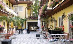Wer mitten in Wien ein bisschen Urlaubs-Feeling genießen möchte, sollte dem Hotel am Brillantengrund im Sommer unbedingt einen Besuch abstatten. Hier gibt es köstliches phillipinisches Essen, das ausschließlich laktosefrei und ohne Glutamat zubereitet wird. Vieles davon ist auch vegan.