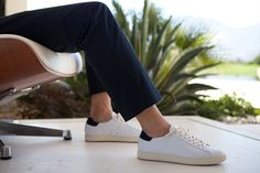 CLAE 2016 Spring Collection: Breezy kicks for warmer months ahead. Sneaker Games, Mens Trainers, Sneaker Brands, Spring Shoes, Court Shoes, Skate Shoes, Spring Collection, White Sneakers, Fashion Styles